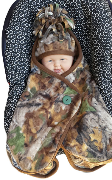 Cuddlebabe® Photo Real Tree Camo