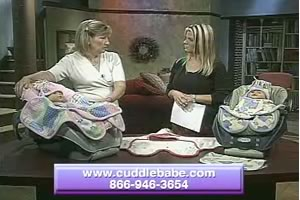 Infant Wrap demo